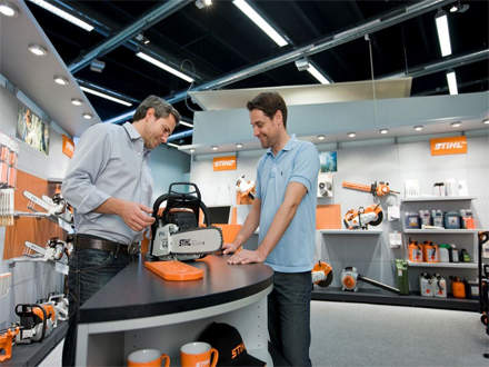 : REASON #3STIHL Dealers service what they sell.