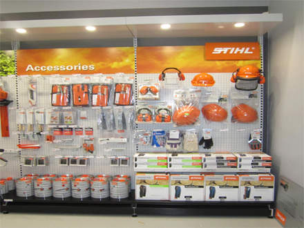 : REASON #8When you buy from a STIHL Dealer, you are guaranteed genuine STIHL products, parts and accessories - no cheap imitations.
