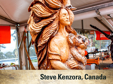 'Mother Nature' by Steve Kenzora (CAN)