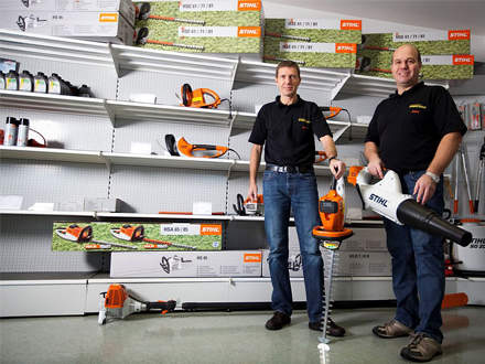 : REASON #7STIHL Dealers complete your product registration for you.