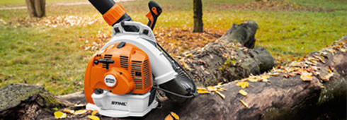 The new BR 450 C-EF Blower