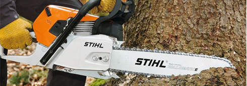 Choosing the Right STIHL Chain Saw – Five Things to Consider