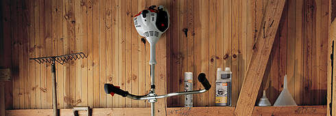 How to look after your STIHL machine